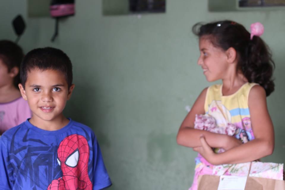 11º Encontro Mães Brasileiras doações de brinquedos7
