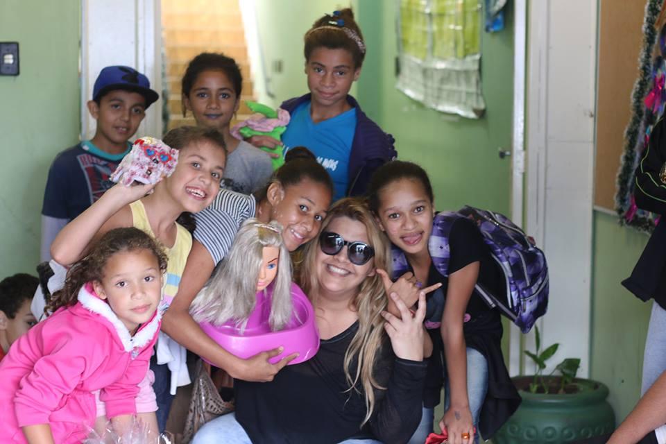 11º Encontro Mães Brasileiras doações
