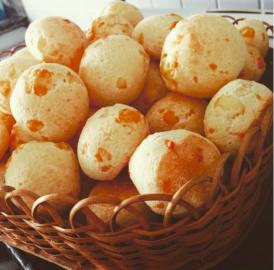 Receita original pão de queijo mineiro