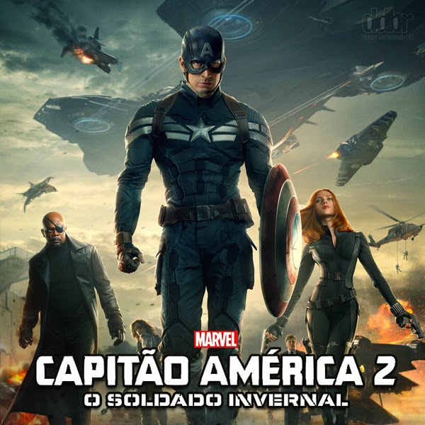 Telecine Capitão América 2
