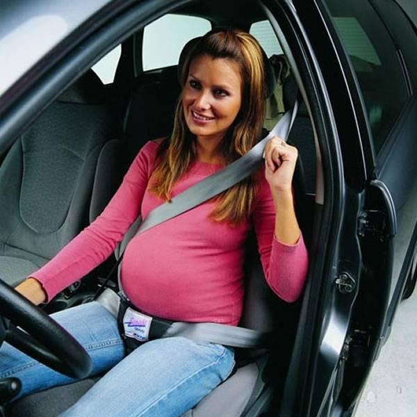 Como dirigir com seguranca durante gravidez 2