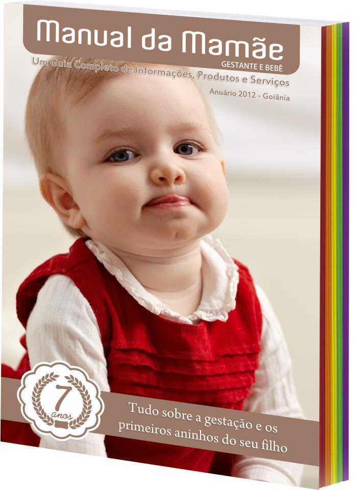 Revista Manual da Mamãe