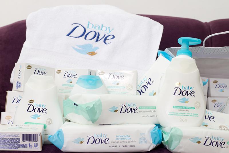 produtos baby Dove
