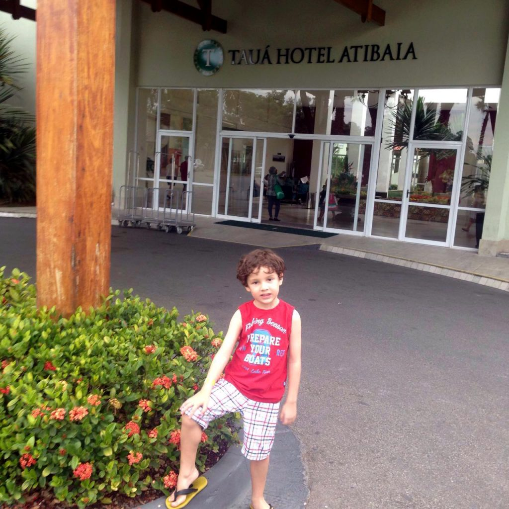 Dia das Maes no Taua Resorts