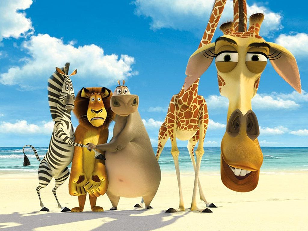 A Turma do Madagascar,
