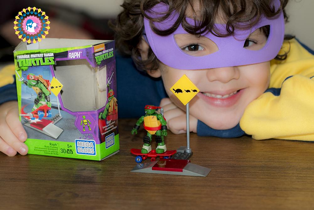 As Tartarugas Ninja megabloks-3