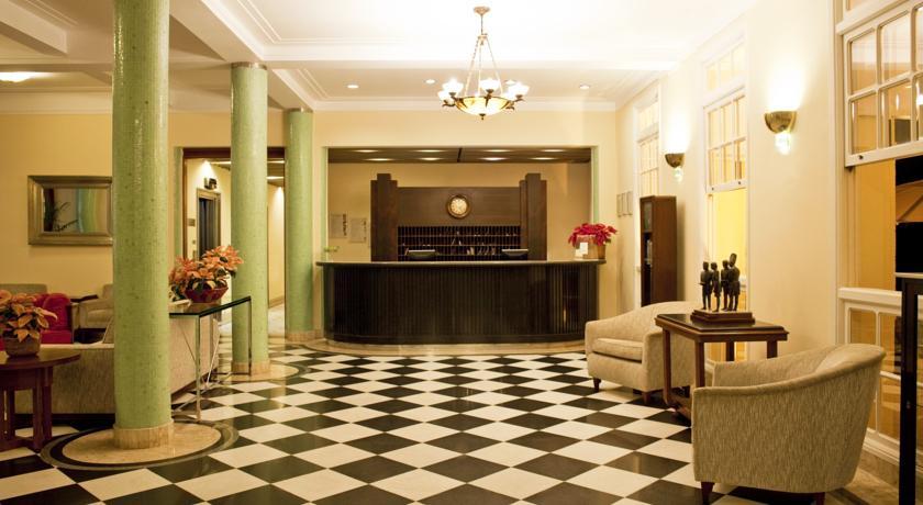 Recepcao grande hotel