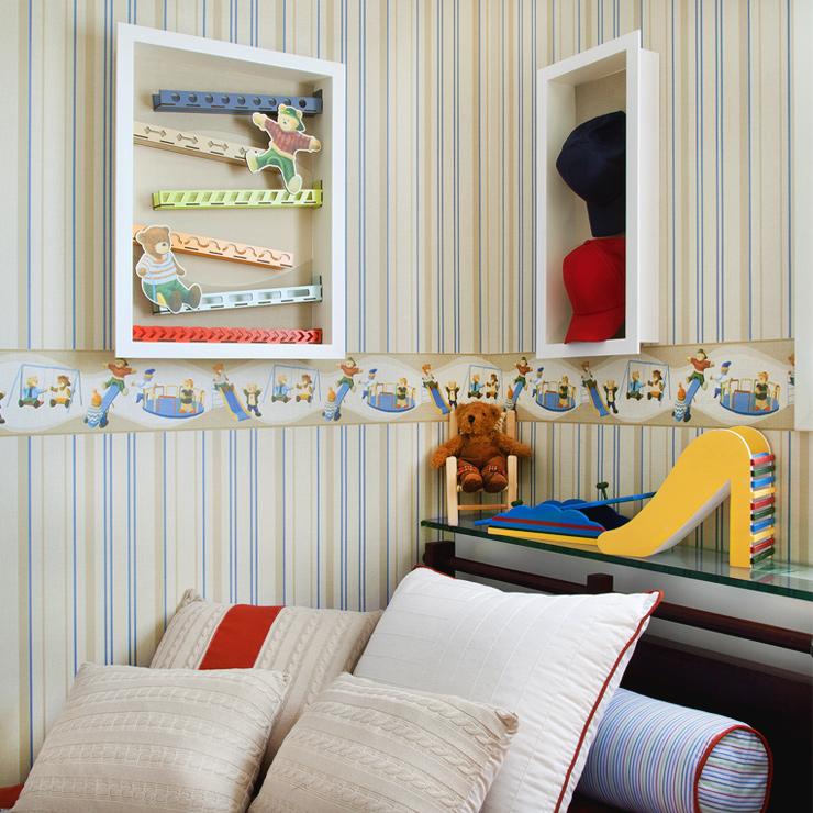 10 ideias de papel de parede para quarto de criança bobinex 2