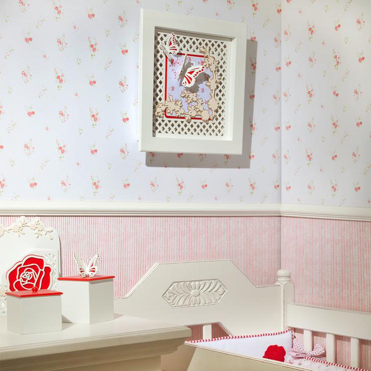 10 ideias de papel de parede para quarto de criança bobinex 3