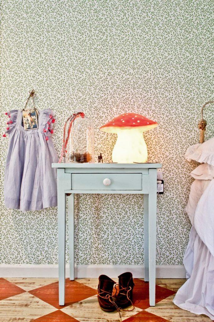 10 ideias de papel de parede para quarto infantil 6