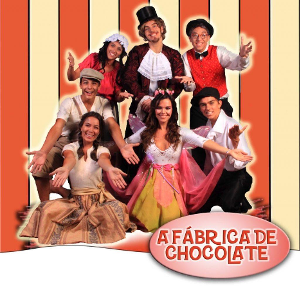 A Fábrica de Chocolate clubinho de ofertas