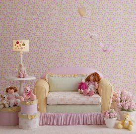 10 ideias de papel de parede para quarto infantil – Quartos decorados