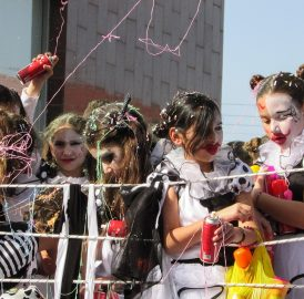 Como preparar uma festa de Carnaval para as crianças