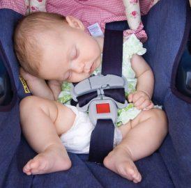 Asfixia Postural no bebê conforto – Seu bebê pode estar em perigo na cadeirinha do carro