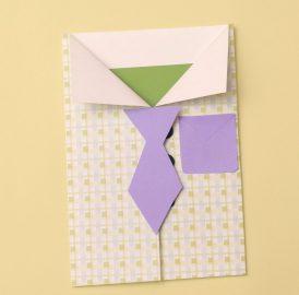 Cartão para o Dia dos Pais – Faça você mesmo