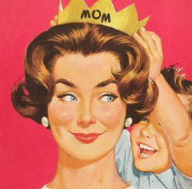 Feliz da Dos Pais a todas as mães solteiras, que estão se desdobrando para criar seus filhos