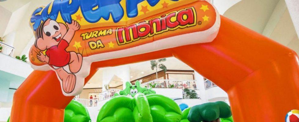 SuperAR Turma da Mônica no ABC Paulista