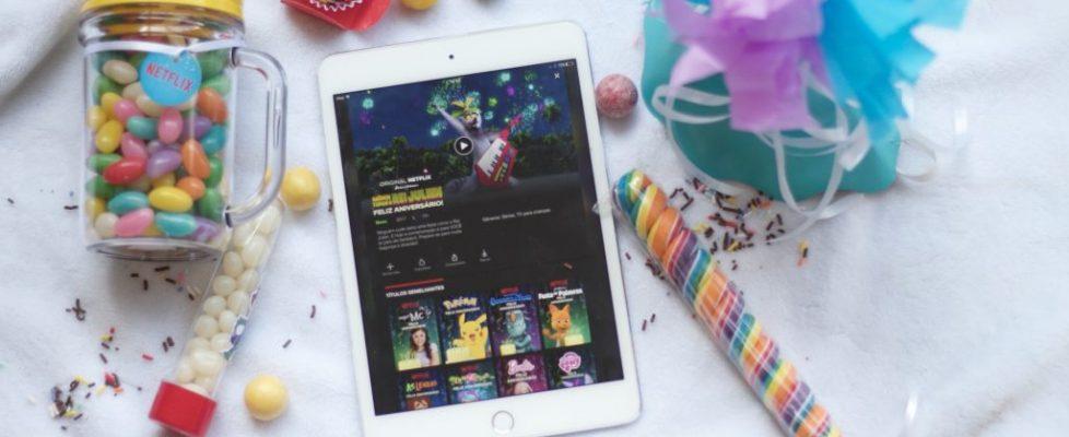 Videos de Feliz Aniversario Netflix