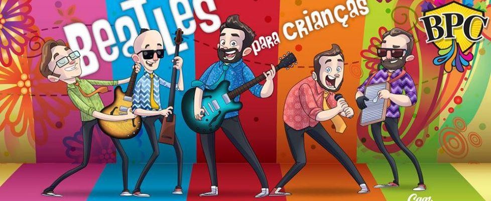 Beatles Para Crianças no ABC