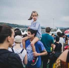 Criança pode ir no Lollapalooza?  Saiba tudo sobre o festival Lollapalooza