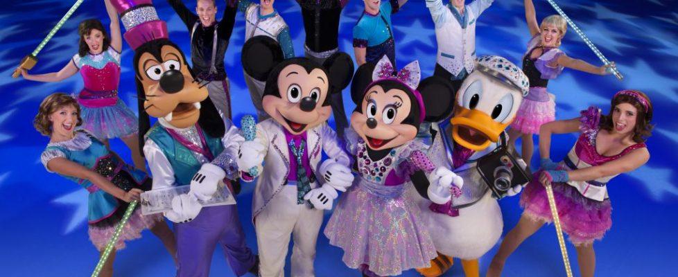 Disney On Iceem Sao Paulo adiado