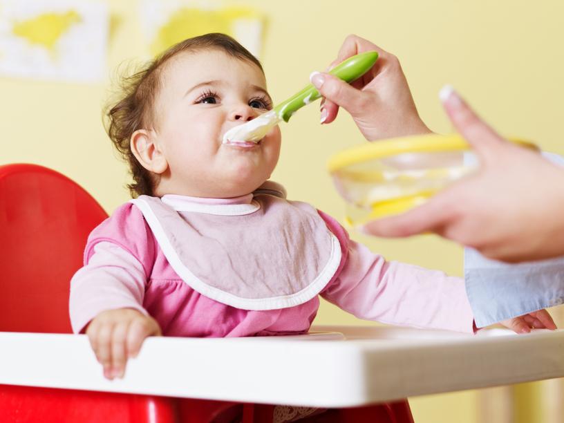 O que um bebe de 6 Meses PODE Comer