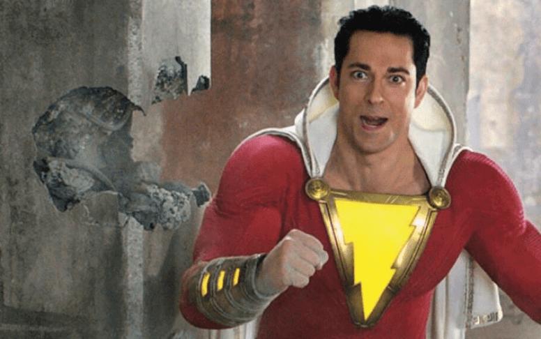 "Zachary Levi, estrela de ""Shazam!"" estará no Brasil Na CCXP"