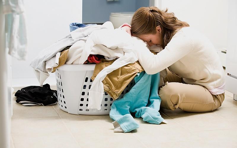 Como lavar uniforme escolar sem danificar